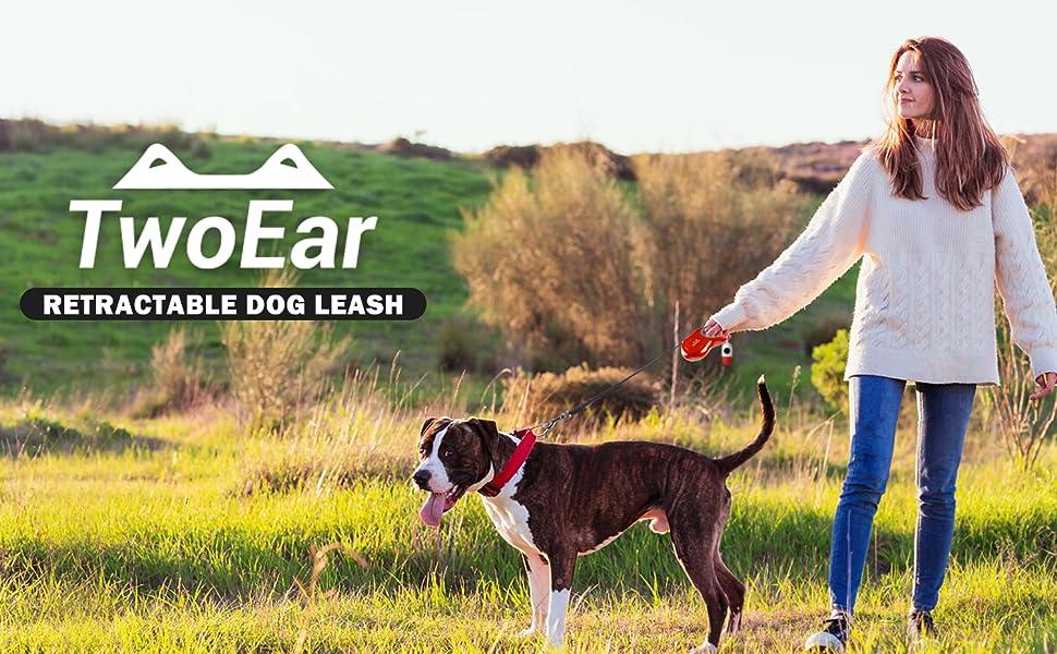 retractable dog leash