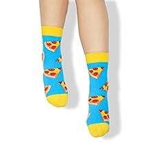 food novelty socks Pizza