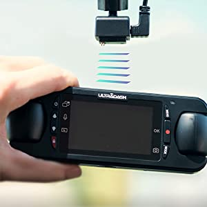 ultradash-z3-dash-cam-gps-magnetic-mount-cansonic