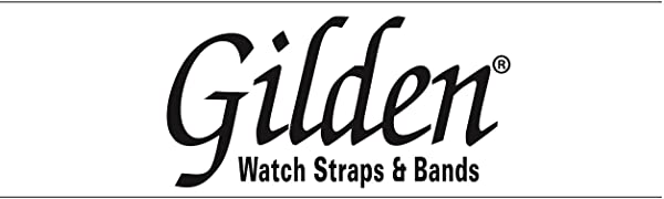 Gilden Watch Straps and Bands