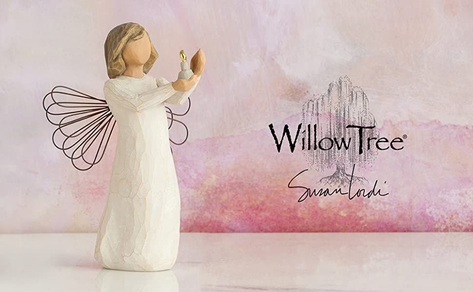New Free Shipping Willow Tree Angel of Hope