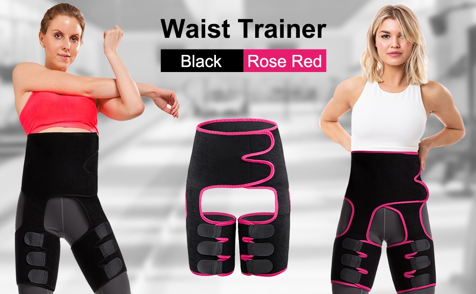 Waist trainer for daily use