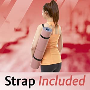 NOW YOGING yoga mat anti slip yoga mat