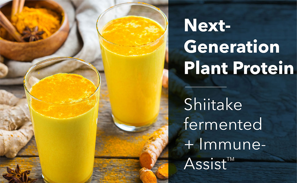 The next generation of plant protein