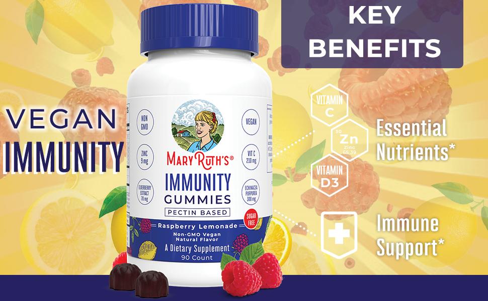 suplemento vitaminas sistema inmunologico vitaminas niños adolescentes infantes kids infants teens