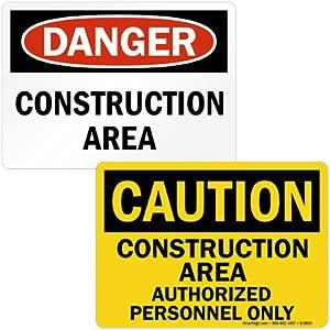 OSHA Construction Signs