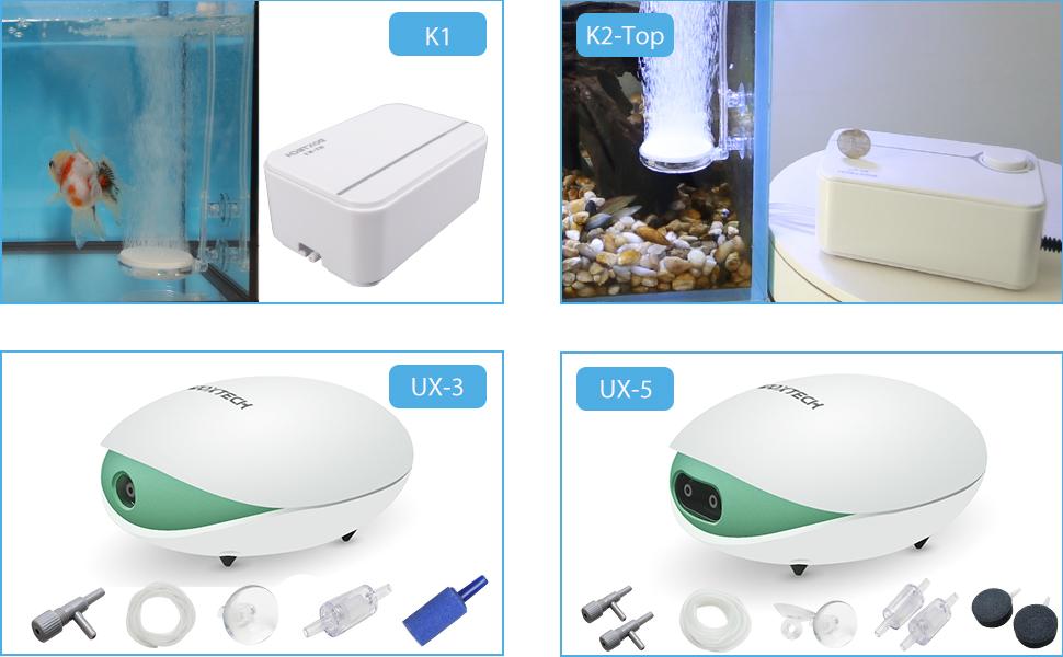 Air pump for aquarium
