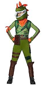 Amazon Com Spirit Halloween Boys Fortnite Fishstick Pirate Costume Clothing