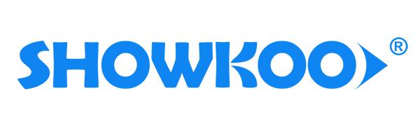 Showkoo luggage sets logo