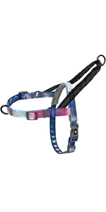 Leashboss pattern collection harness no pull front clip