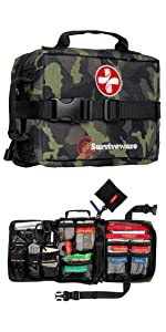 Surviveware Survival First Aid Kit - Camo