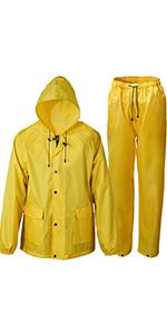 women men rain suits for fishing work