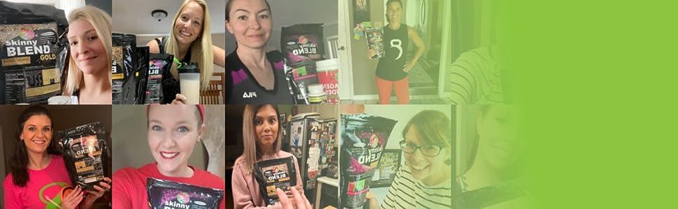 Skinny Jane Motivation Group FaceBook Banner