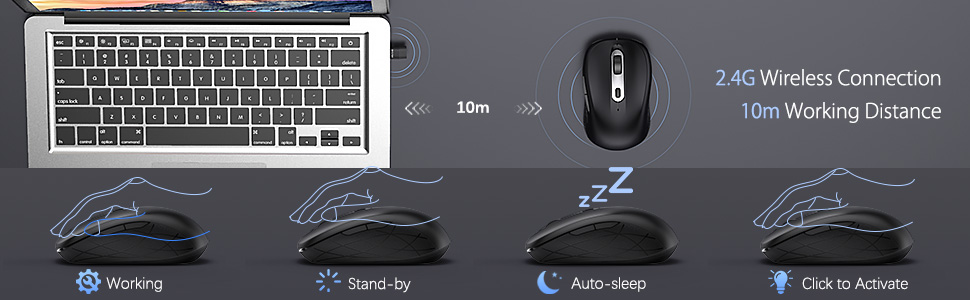 TYPE C WIRELESS MOUSE