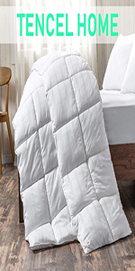 tencel comforter