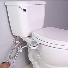 T-adapter link water line