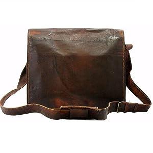 leather bag women