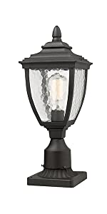 Beionxii Outdoor Post Light 1-Pack