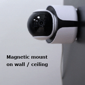 ygn2003a, avtech, wall-mount, magnetic mount