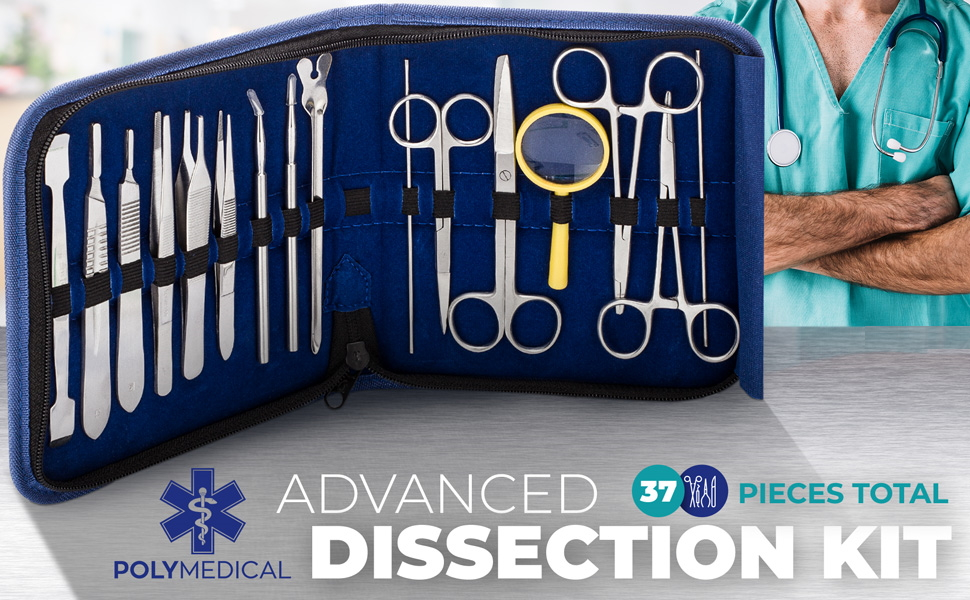 advanced dissection kit surgical kit