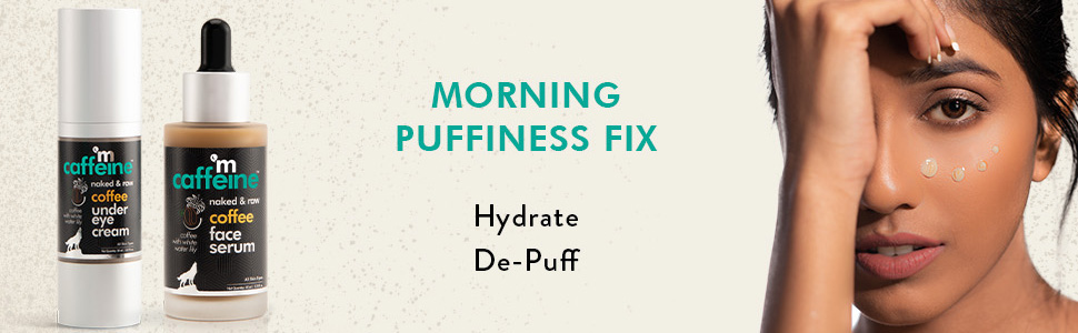 morning puffiness fix hydrate de puff