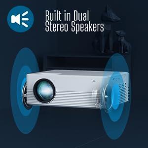Built In Speaker