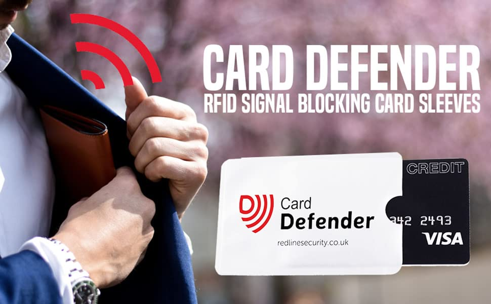 RFID signal blocking bank credit debit card sleeve for wallet and purse
