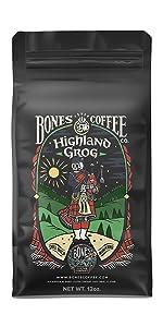 highland grog ground coffee whole bean coffee beans