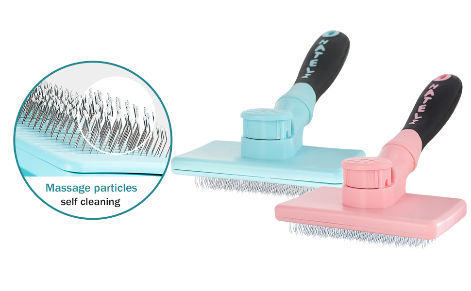 cat brush for shedding and grooming short hair cat brush for medium haired cats for long haired cats