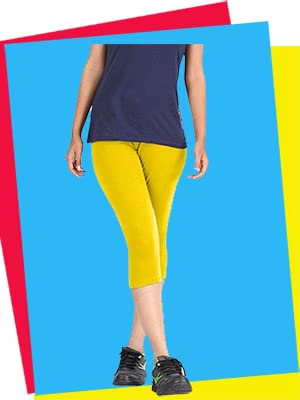Capri Yellow