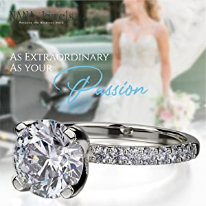 zirconia rings sterling silver ring engagement ring silver rings for women womens rings diamond