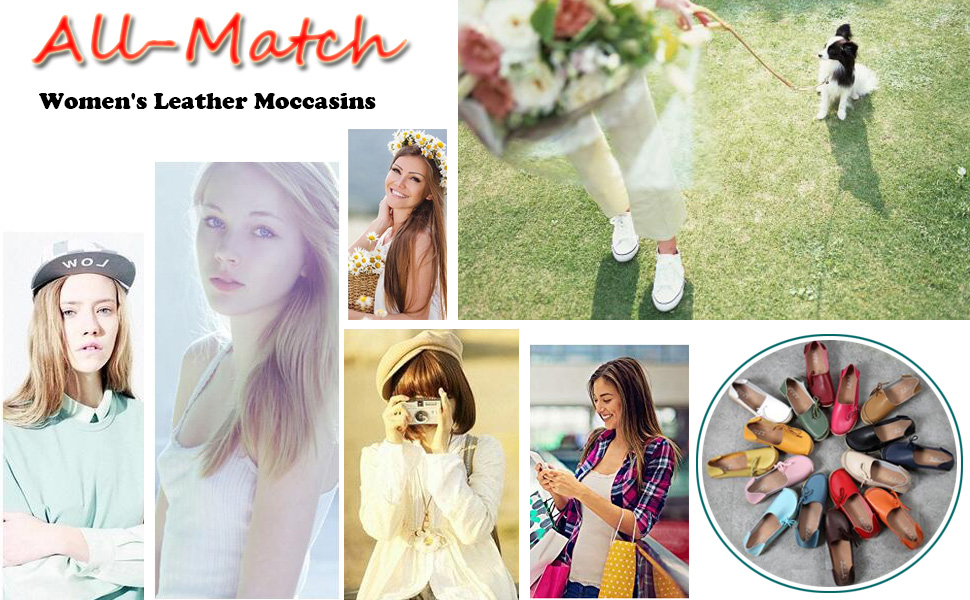 Women's Moccasin