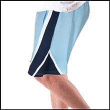 Mesh mens shorts