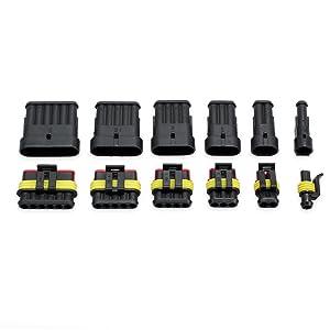 Waterproof Wire Plug 224PCS