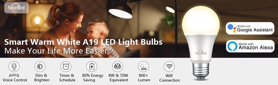 smart bulb Siri