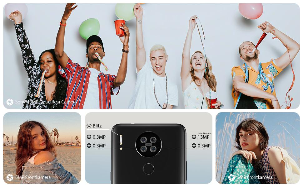 blackview a80 günstige smartphones ohne vertrag