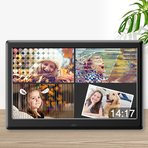 10 inch digital photo frame as Merry Christmas Gift