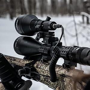 NightSnipe NS750 Hunting Light