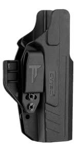 Glock 17 IWB Holster