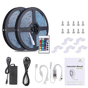 Bluetooth LED strip lights,LED Stripes Lights,LED Band Light,LED Waterproof Lights,LED Strip 10M