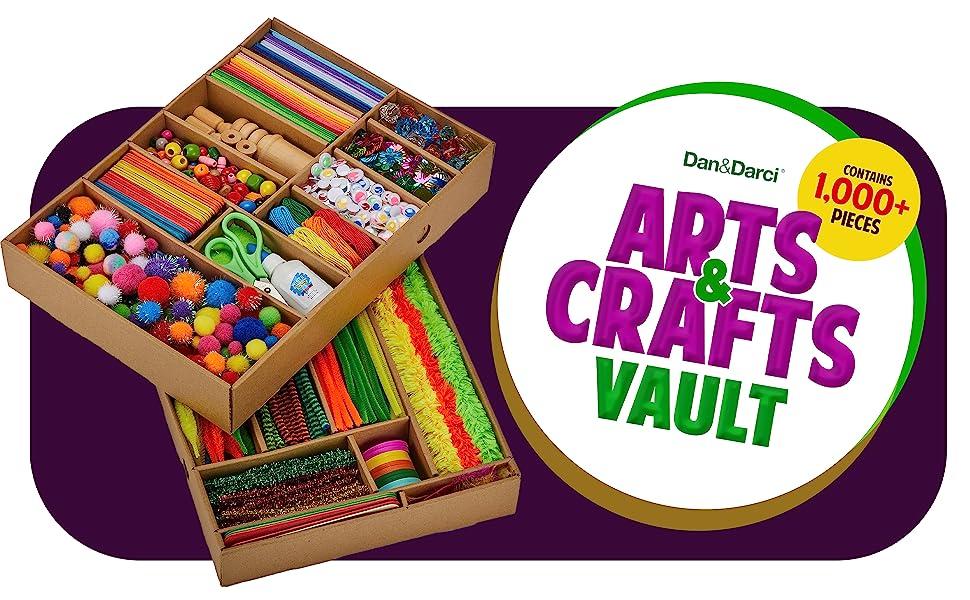 Arts Crafts Vault - Header