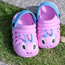 Sabots Et Mules Pantoufles Enfant B/éb/é Fille Gar/çon Antid/érapant Chaussures Et/é Piscine de Jardin Clogs Sandales de Plage /à Enfiler
