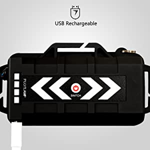 USB Rechargeable