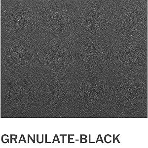 Granulate Black, more grit