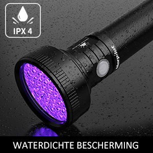Ultraviolet Black Light Zaklamp