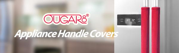 ougar8 refrigerator covers