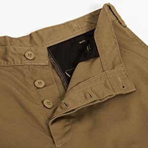 Rothco BDU Pants - Button Fly