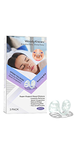 WoodyKnows - Filtros nasales ultra transpirables: Amazon.es: Salud ...