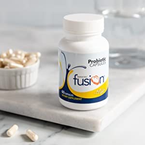 Bariatric Fusion Probiotic Capsule for Stomach Relief Gastric Bypass