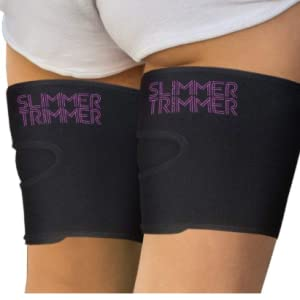Thermal Slimming Wraps. Thigh Fat Burner, Exercise Enhancer Sweating  Thigh Trimmers Weight Loss